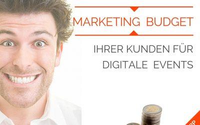 Schnappen Sie das Marketing Budget Ihrer Kunden