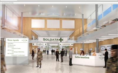 Von wegen Stillgestanden – Abmarsch zur Karriereplanung auf der SOLDATA 2016